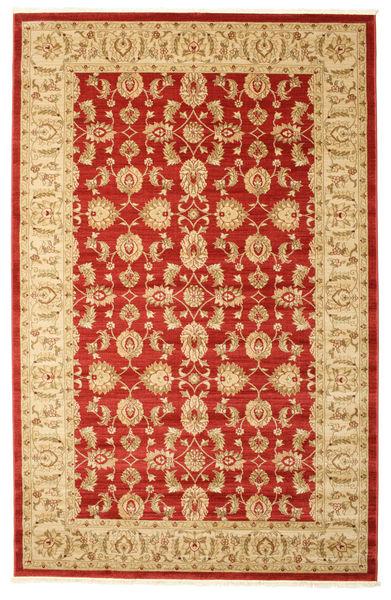 Ziegler Kaspin - Red Rug 192X300 Oriental Rust Red/Yellow ( Turkey)