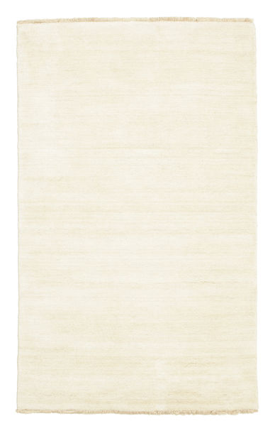 Handloom Fringes - Light Rug 100X160 Modern Beige (Wool, India)