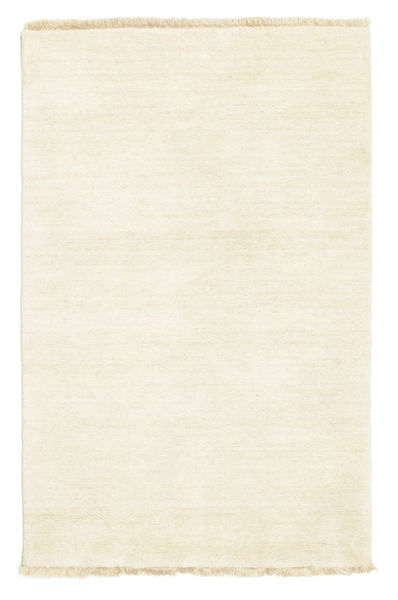 Handloom Fringes - Light Rug 80X120 Modern Beige (Wool, India)