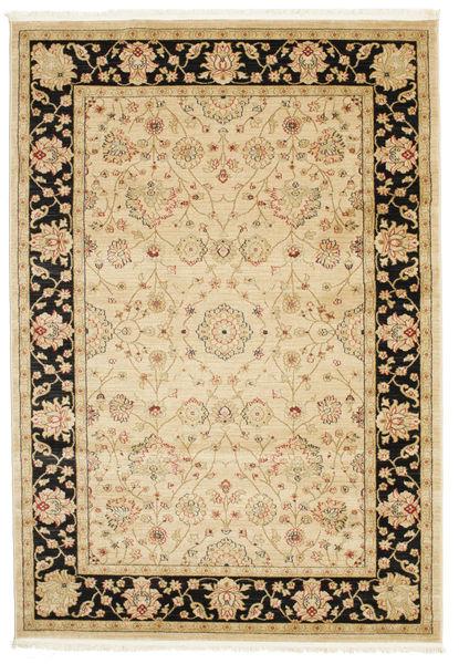 Farahan Ziegler - Beige Rug 160X230 Oriental Light Brown/Beige/Dark Beige ( Turkey)