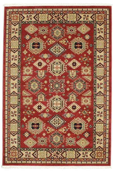Shirvan Kazak Rug 160X230 Modern Dark Red ( Turkey)