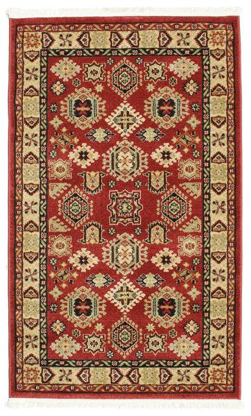 Shirvan Kazak Rug 100X160 Modern Dark Red/White/Creme ( Turkey)