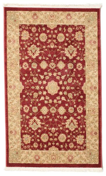 Farahan Ziegler - Red Rug 100X160 Oriental Dark Red/Dark Beige ( Turkey)