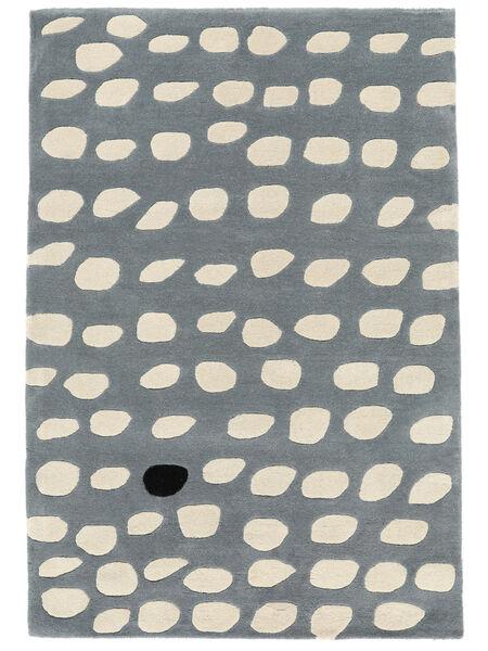 Camouflage Handtufted - Grey Rug 200X300 Modern Dark Grey/Light Blue (Wool, India)