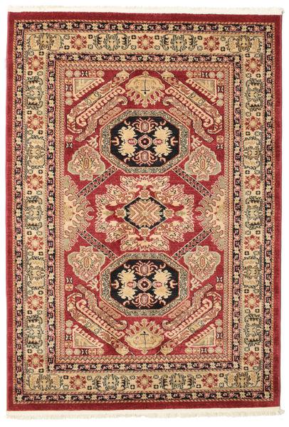 Kazak Mirvan Rug 140X200 Oriental Dark Red/Dark Brown ( Turkey)