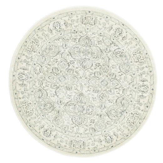 Ziegler Greenville Rug Ø 150 Oriental Round Beige/White/Creme ( Turkey)