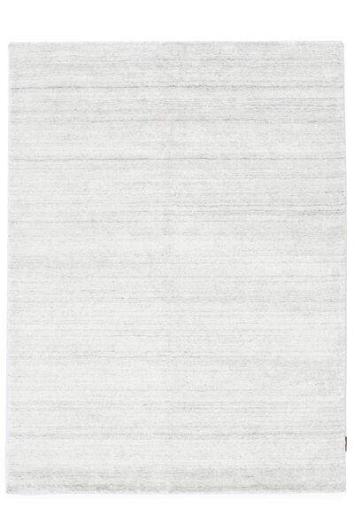 Bamboo Silk Loom - Light Natural Rug 160X230 Modern Beige ( India)