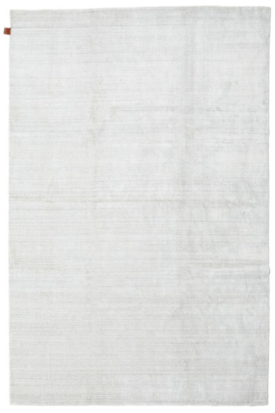 Bamboo Silk Loom - Light Natural Rug 200X300 Modern Beige/White/Creme ( India)