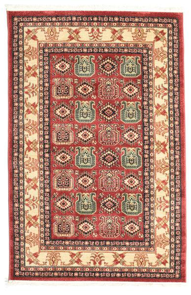 Kazak Simav Rug 120X180 Oriental Rust Red/Dark Red ( Turkey)
