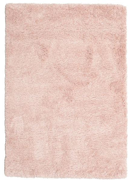 Shaggy Sadeh - Pink Rug 120X170 Modern Light Pink/Beige ( Turkey)