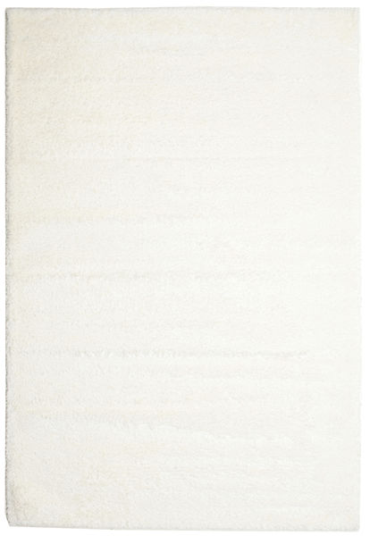 Shaggy Sadeh - White Rug 200X300 Modern White/Creme/Beige ( Turkey)