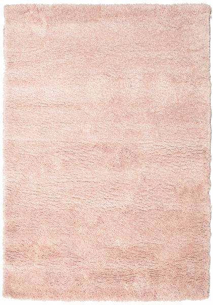 Shaggy Sadeh - Pink Rug 140X200 Modern Light Pink ( Turkey)
