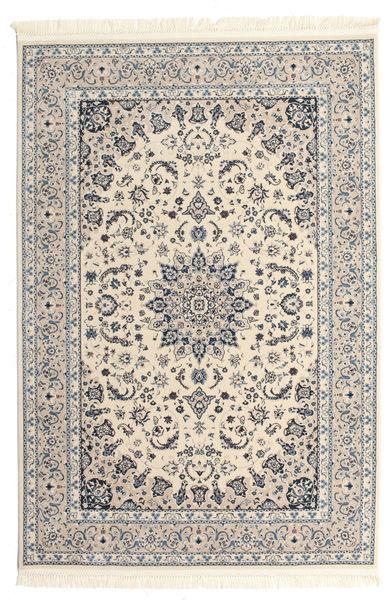 Nain Emilia - Beige/Blue Rug 200X300 Oriental Light Grey/Beige ( Turkey)