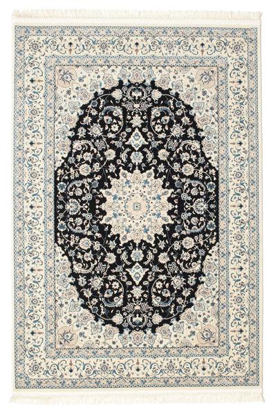 Nain Emilia - Dark Blue Rug 200X300 Oriental Light Grey/Beige ( Turkey)