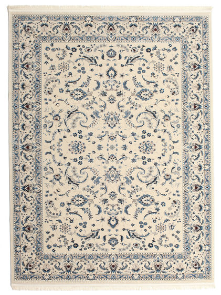 Nain Florentine - Cream Rug 270X370 Oriental Beige/Light Grey Large ( Turkey)