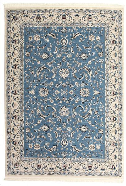 Nain Florentine - Light Blue Rug 250X350 Oriental Light Grey/Blue Large ( Turkey)