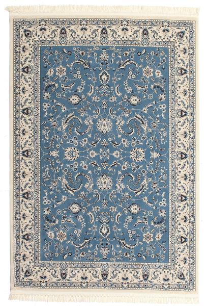 Nain Florentine - Light Blue Rug 140X200 Oriental Light Grey/Beige/Dark Blue ( Turkey)