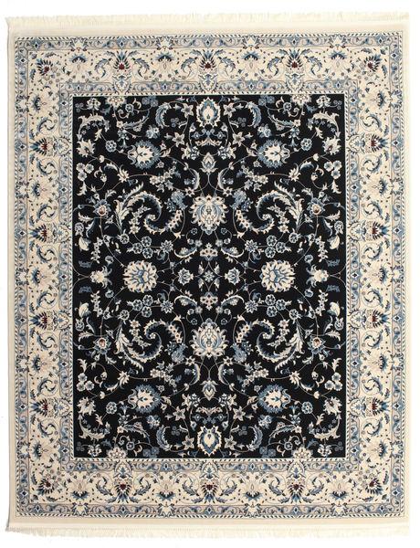 Nain Florentine - Dark Blue Rug 250X300 Oriental Light Grey/Black Large ( Turkey)