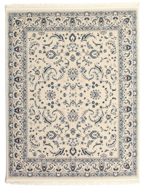 Nain Florentine - Cream Rug 250X300 Oriental Light Grey/Beige Large ( Turkey)