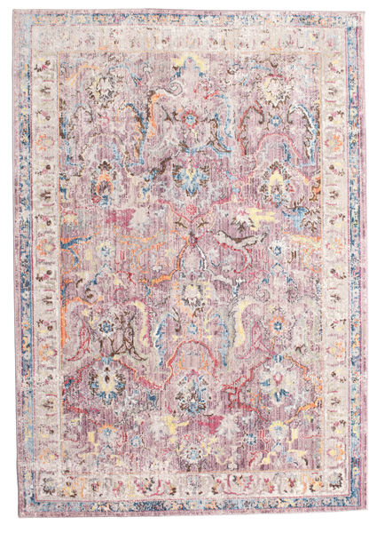Tamayo - Purple Rug 160X230 Modern Light Pink/Light Grey ( Turkey)