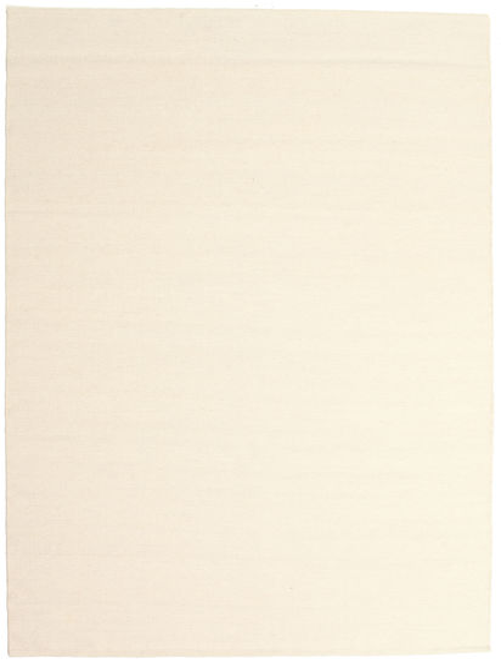 Kilim Loom - Off White Rug 160X230 Authentic  Modern Handwoven Beige/White/Creme (Wool, India)