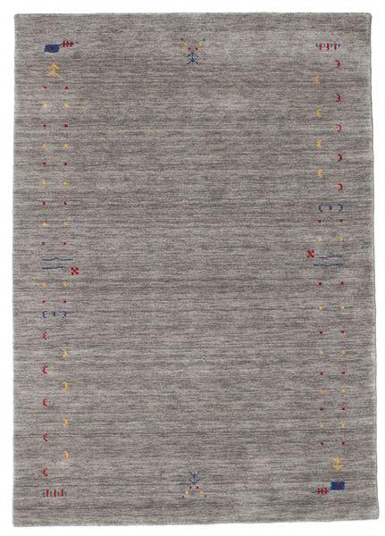 Gabbeh Loom Frame - Grey Rug 160X230 Modern Light Grey/Dark Grey (Wool, India)