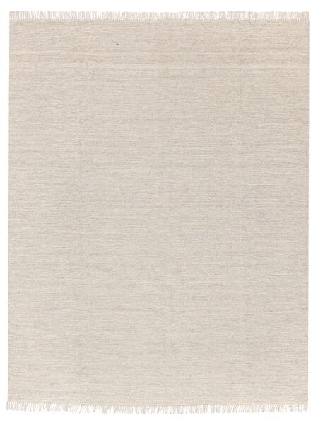 Melange - Sand Rug 250X350 Authentic  Modern Handwoven Beige Large (Wool, India)
