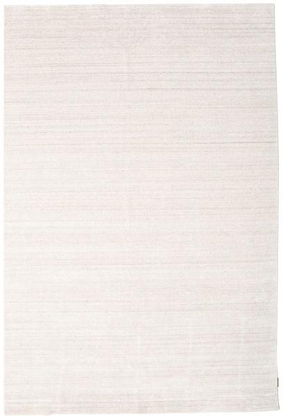 Bamboo Silk Loom - Beige Rug 250X350 Modern White/Creme/Beige Large ( India)
