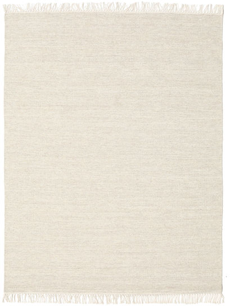 Melange - Sand Rug 140X200 Authentic  Modern Handwoven Beige/Dark Beige (Wool, India)