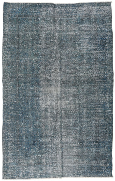 Colored Vintage Rug 187X293 Authentic  Modern Handknotted Light Grey/Blue (Wool, Turkey)