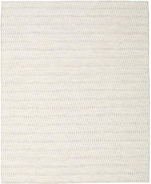 Kilim Long Stitch - Beige Rug 240X300 Authentic  Modern Handwoven Dark Beige/Beige (Wool, India)