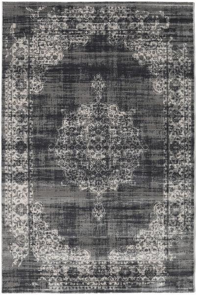 Jinder - Anthracite/Light Grey Rug 155X230 Modern Dark Grey/Light Grey ( Turkey)