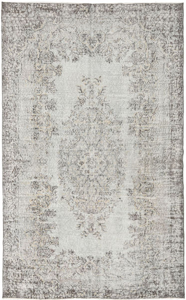 Colored Vintage Rug 173X283 Authentic  Modern Handknotted Light Grey (Wool, Turkey)