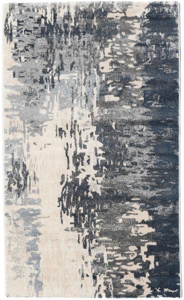 Kaskad - Grey/Cream Rug 100X160 Modern Dark Grey/Light Grey ( Turkey)