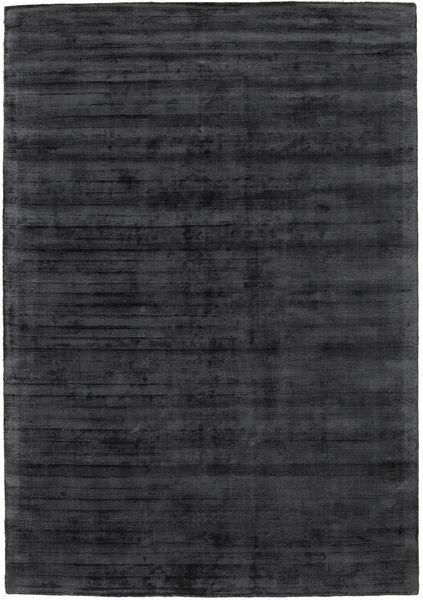 Tribeca - Charcoal Rug 160X230 Modern Dark Grey ( India)