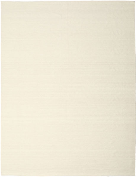 Kilim Loom - Off White Rug 300X400 Authentic  Modern Handwoven Beige Large (Wool, India)