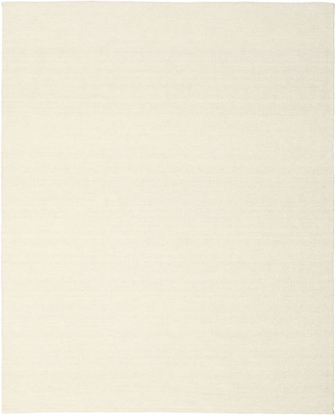 Kilim Loom - Off White Rug 250X300 Authentic  Modern Handwoven Beige Large (Wool, India)