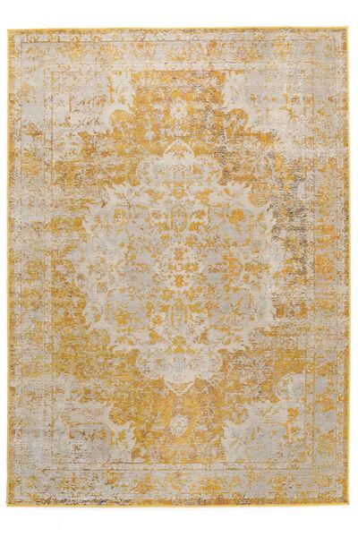 Nadia - Yellow Rug 160X230 Modern Beige/Dark Beige ( Turkey)