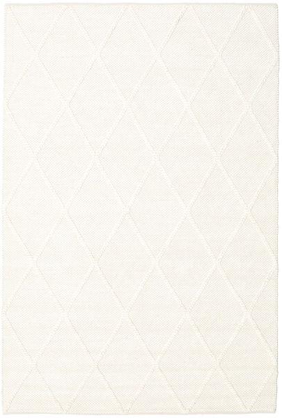 Svea - Ivory Rug 160X230 Authentic  Modern Handwoven Beige (Wool, India)