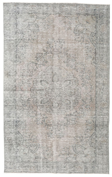 Colored Vintage Rug 178X278 Authentic  Modern Handknotted Light Grey (Wool, Turkey)