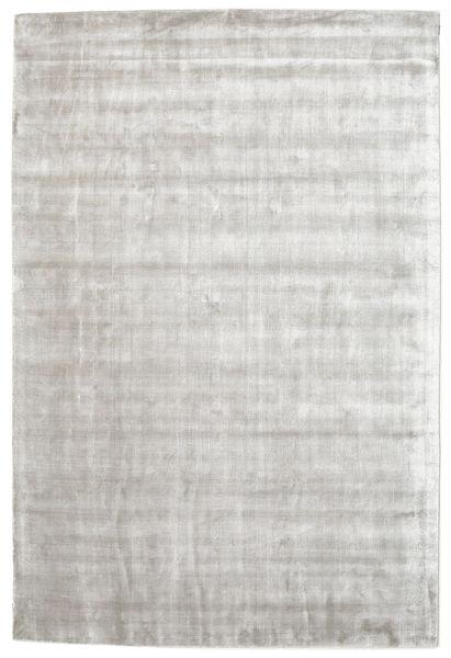 Broadway - Silver White Rug 160X230 Modern Light Grey/White/Creme ( India)