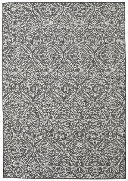 Palace - Dark Grey/Beige Rug 120X180 Modern Light Grey/Dark Grey ( Turkey)