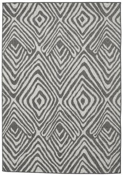Savanna - Dark Grey/Light Grey Rug 120X180 Modern Light Grey/Dark Grey ( Turkey)