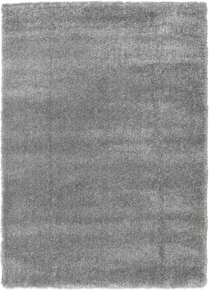 Shaggy Sadeh - Grey Rug 240X300 Modern Dark Grey/Dark Brown ( Turkey)