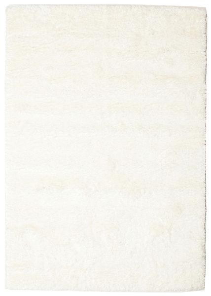 Shaggy Sadeh - White Rug 240X300 Modern Beige/White/Creme ( Turkey)