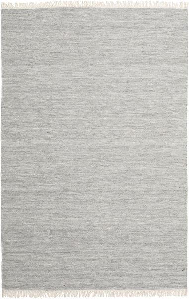 Melange - Grey Rug 200X300 Authentic  Modern Handwoven Light Grey (Wool, India)