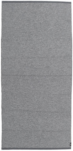 Outdoor Rug Lyster - Dark Grey Rug 80X300 Modern Hallway Runner  Light Grey/Dark Grey ( Sweden)