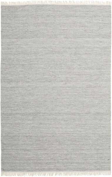 Melange - Grey Rug 250X350 Authentic  Modern Handwoven Light Grey Large (Wool, India)