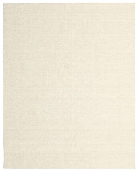 Kilim Loom - Natural Rug 200X250 Authentic  Modern Handwoven Beige (Wool, India)