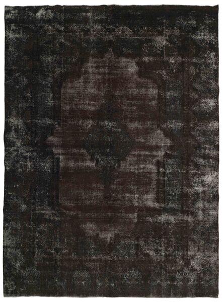 Vintage Heritage Rug 285X382 Authentic  Modern Handknotted Dark Grey Large (Wool, Persia/Iran)